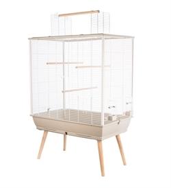 Zolux Neo Jili Bird Cage Beige 1pc