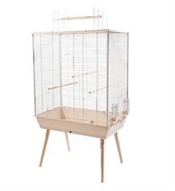 Zolux Neo Jili Bird Cage Xl Beige 1pc