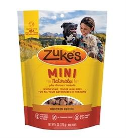 Zukes Mini Naturals Chicken Recipe 170g