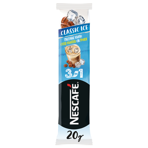 Nescafe 3 In 1 Classic Ice Coffee Instant Mix Sachet 21g