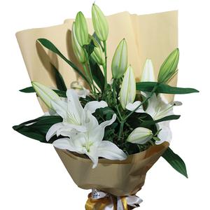 Bouquet Of Lilies 10 stems