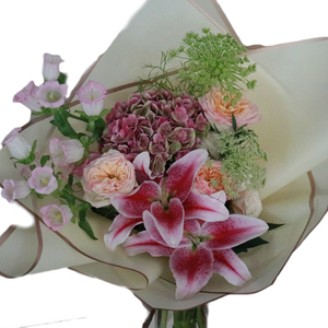 Contemporary Style Bouquet 11 stems