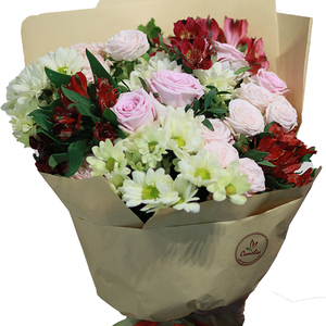Bouquet Of Mix 16 stems