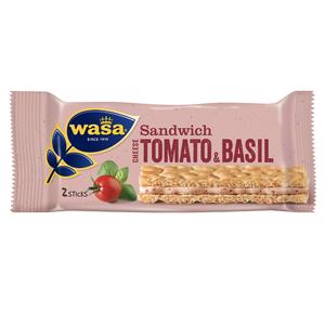 Wasa Cheese Tomato & Basil 40g