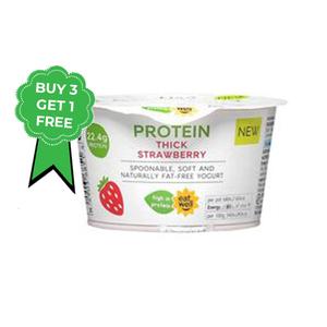 Protein Strawberry Quark 4x200g
