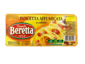 Beretta Pancetta Affumicata Cube 150g
