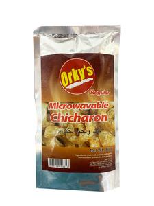 Orky's Pork Chicharon MW Regular 80g