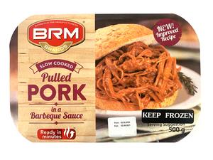 BRM Pulled Pork 500g