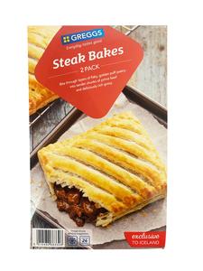 Greggs Steak Bake 280g