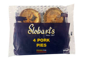 Stobarts Pork Pies Classic 450g