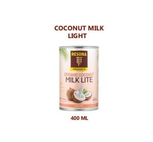 Resona Organic Coconut Milk Light 400ml