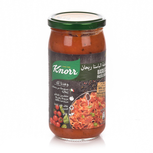 Knorr Basilico Pasta Sauce 340g