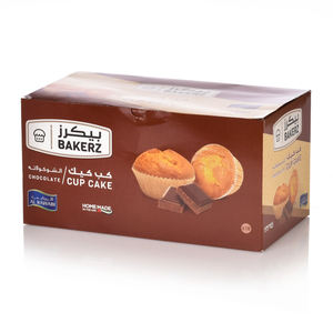 Al Rawabi Chocolate Cupcake 18x30g
