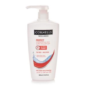 Cornells Antibacterial Body Wash Protect 500ml