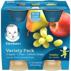 Gerber Organic Concentrate Juice 473ml
