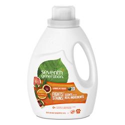Seventh Generation Laundry Detergent Fresh Citrus Scent 1l