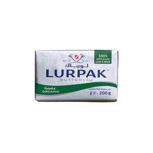 Lurpak Organic Butter 10x200g