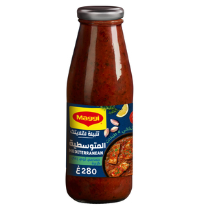 Maggi Mediterranean Cooking Sauce 280g
