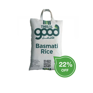 This Is Good Basmati Rice 3kg