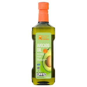 Better Body Foods Refined Avocado Oil 500ml