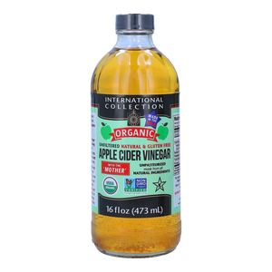 International Collection Organic Apple Cider Vinegar 473Ml 473ml