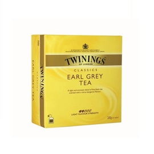 Twining Earl Grey Tea Bag 100s