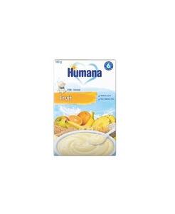 Humana Milk Cereal Fruits 180g
