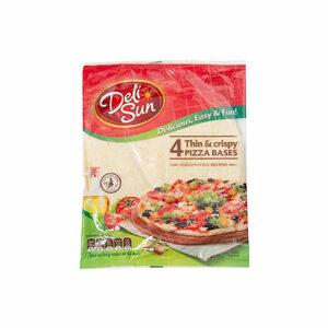 Deli Sun Thin & Crispy Pizza Base 320g