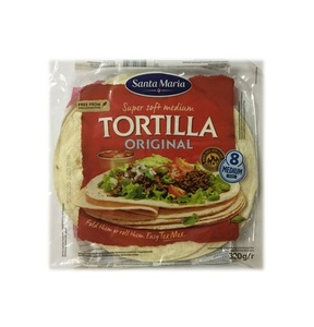 Original Soft Tortilla 320g