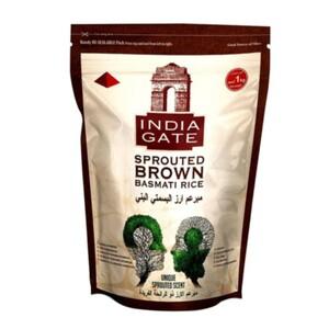 India Gate Brown Basmati Rice 1kg
