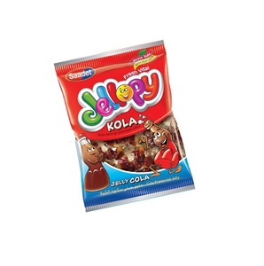 Saadet Jellopy Jelly Cola 25g