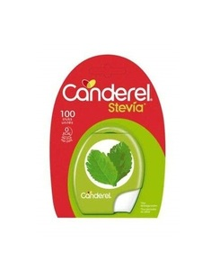 Canderel With Stevia Tabs 100s