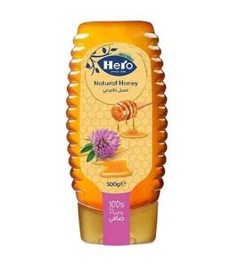 Hero Natural Honey 500g