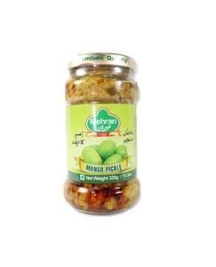 Mehran Mamngo Pickle Plastic Jar 1kg