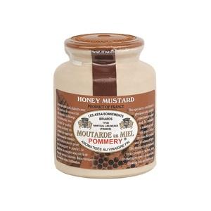 Moutarde Du Lion Pommery Honey Mustard 250g