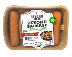 Beyond Meat Hot Italian Sausage 14oz