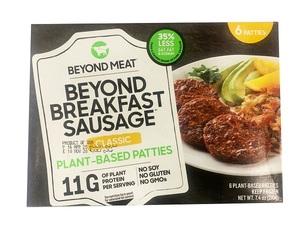 Beyond Meat Breakfast Sausage Classic 7.4oz
