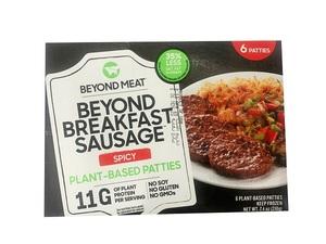 Beyond Meat Breakfast Sausage Spicy 7.4oz