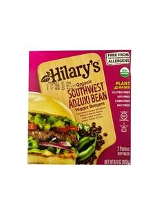 Hilarys Adzuki Bean Burger 6.4oz