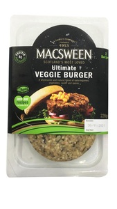 Macsween Veggie Burger 228g