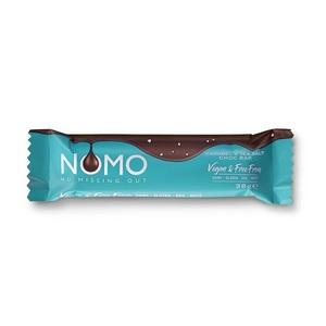 Nomo Vegan Chocolate Caramel & Seasalt Gluten Free 38g