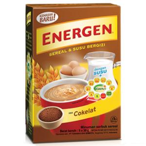 Energen Chocolate Pouch 30g