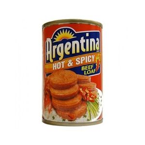 Argentina Beef Loaf Hot & Spicy 150g