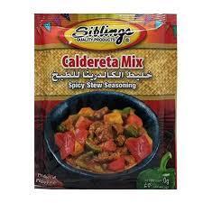 Siblings Caldereta Mix 50g