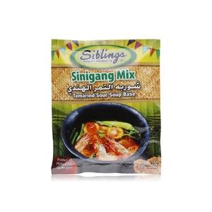 Siblings Sinigang Mix 50g