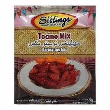 Siblings Tocino Mix 50g