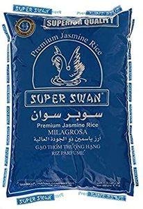 Super Swan Premium Jasmine Rice 1kg