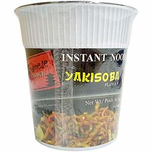 Japanese Choice Instant Cup Noodles Yakisoba 60g