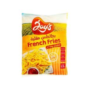 Joys French Fries Crispy Coated 2.5kg