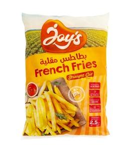 Joy's French Fries Straight Cut 9Mm 1kg